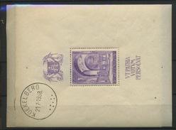 Bloc 9 **  Deux Exemplaires De L'intérieur De La Basilique, Pur 1925  Superbe  Cote 50 E - Nuovi