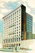 HOTEL DIPLOMAT - NEW YORK  POST CARD  ZTU. - Hotel's & Restaurants