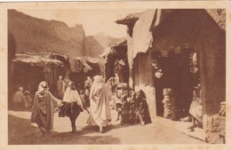 Algeria Biskra Rue A Sidi Okba - Biskra