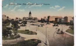 Argentina Buenos Aires Plaza del Congreso 1915