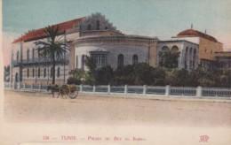 Tunisia Tunis Palais Du Bey Au Bardo 1943 - Tunisia