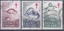 FINLANDIA 1961 Nº 512/14 USADO - Finlandia