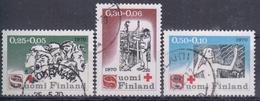 FINLANDIA 1970 Nº 638/40 USADO - Finlandia