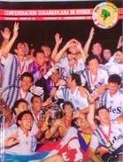 MAGAZINE DE LA CONFÉDÉRATION SUDAMÉRICAINE DE FOOTBALL 1995/1996 - Autres