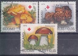 FINLANDIA 1974 Nº 717/19 USADO - Finlandia