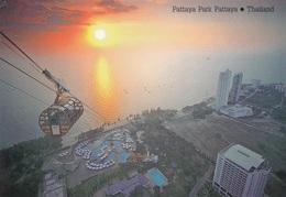 PATTAYA (Pattaya, Thailand) Park Hotel Mit Gondel Zum Strand Und Strandbad - Thaïland