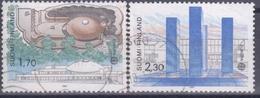 FINLANDIA 1987 Nº 985/86 USADO - Finlandia