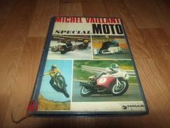 Livre Michel Vaillant Special Moto - Michel Vaillant