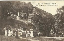 Saint Alban Les Eaux La Vierge De La Vallee Du Desert - Autres Communes