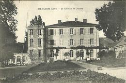 Ecoche Le Chateau De Cadolon - Autres Communes