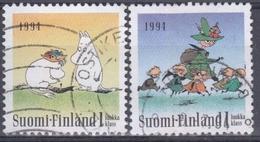 FINLANDIA 1994 Nº 1202/03 USADO - Finlandia