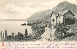 MENTHON SAINT BERNARD - LAC D'ANNECY - LE PORT - DOS 1900 - Sin Clasificación