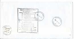 Postal Hand Cachet Metered Commercial Cover From Denmark - 3 December 1994 Kaunas KSS - Lithuania