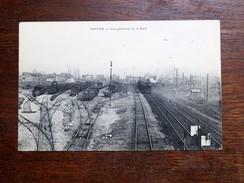 CPA 95 PERSAN : Vue Générale De La Gare, Trains - Persan