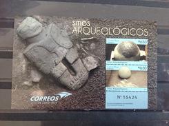 Costa Rica - Postfris / MNH - Sheet Archeologische Plaatsen 2016 NEW! - Costa Rica