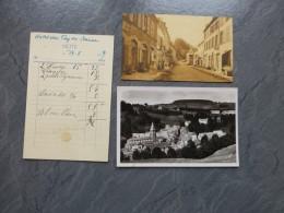 63 Rochefort Montagne Lot De 3 Documents 1939 ; Ref  ; Ref 761 CP63 - France