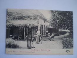Berg En Dal (Nijmegen) Tol Berg En Dalscheweg // Geanimeerd) Gelopen 1903 - Nederland