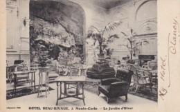 Monaco Monte Carlo Hotel Beau-Rivage Le Jardin D'Hiver - Hôtels