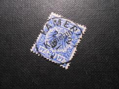 D.R.Mi 4   20Pf   Deutsche Kolonien (Kamerun) - 1897 - Mi € 9,00  Kabinettstück - Kolonie: Kameroen