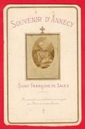 -- SOUVENIR D'ANNECY - SAINT FRANCOIS DE SALES -- - Devotion Images