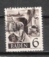 BADE N° 31 Oblitéré - Zone Française