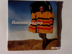 Florent Pagny - CD 2 Titres - Ma Liberté De Penser - Musik & Instrumente