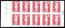 France 1992 - Carnet 2720-C 1 Marianne Du Bicentenaire Neuf ** - Definitives