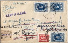ARGENTINA ) 1971 Storia Postale Busta Aerea Viaggiata - Argentina