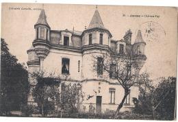 -17-------  JONZAC Château Fay - TTB - Jonzac