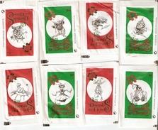 Sobres De Azucar Vacios. Coleccion Duendes Del Elros. (ref. 25c-635) - Azúcar