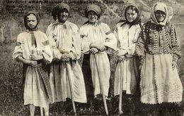 FELDPOST 1915 UDVOZIET A KARPATOKBOL Gruss Von Den Karpaten - Ruthen. Russia UkrainE RUSSE RUSSIE - Ucrania