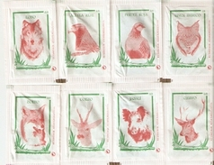 Sobres De Azucar Vacios. Coleccion Fauna Iberica. (ref. 25c-647) - Azúcar