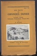 1928 AU PAYS DES GRANDES DUNES LA PANNE COXYDE ST-IDESBALD OOSTDUNKERKE NIEUPORT ... - Livres, BD, Revues