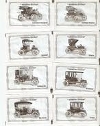 Sobres De Azucar Vacios. Coleccion Coches Antiguos. (ref. 25c-746) - Azúcar
