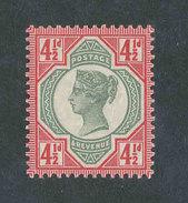 GRANDE-BRETAGNE - 1887/92 - Yvert N° 98 - NEUF ** Luxe MNH - 4 1/2 P. Victoria Jubilee Set - 1840-1901 (Viktoria)