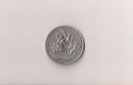 USA=U S MINT FIRST PEWTER MEDALS 1781 THE BATTLE Of COWPENS  UNC - United States