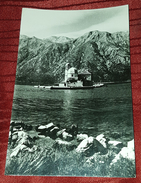 PERAST, MONTENEGRO- ORIGINAL OLD POSTCARD - Montenegro
