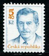 CZ2275 Czech Republic 2000 President Havel 1v MNH - Neufs