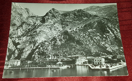 KOTOR, CATTARO, MONTENEGRO, CRNA GORA, ORIGINAL OLD POSTCARD - Montenegro