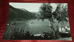 PERAST, MONTENEGRO, CRNA GORA, SVETI JURAJ, SAINT GEORGE CHURCH, ORIGINAL OLD POSTCARD - Montenegro