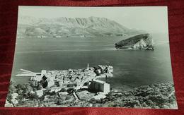 BUDVA, BUDUA MONTENEGRO- OLD POSTCARD - Montenegro