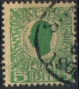 Danish Antilles 1905. YT 27.