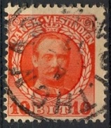 Danish Antilles 1907. YT 37