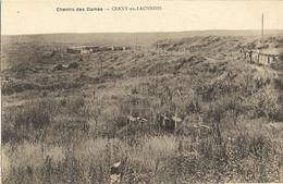 Militaria - Chemin Des Dames - CERNY EN LAONNOIS   78 - France
