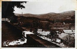 La Salvetat Sur Agout (Hérault) - La Promenade Et La Vallée - Edition Guibbert - Carte APA - Mèze