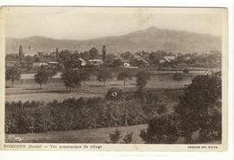 Carte Postale Ancienne Domessin - Vue Panoramique Du Village - Sonstige Gemeinden