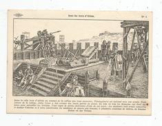 Cp , Histoire De France , Illustrateur A. Carlier , Lib. : Istra , Vierge, N° 3 , Sous Les Murs D'ALESIA - Storia