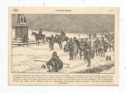Cp , Histoire De France , Illustrateur A. Carlier , Lib. : Istra , Vierge, N° 9 , L'invasion Franque - Storia