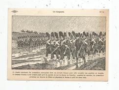 Cp, Histoire De France, Illustrateur A. Carlier, Ib. : Istra, Vierge, N° 74, Les GROGNARDS - Histoire