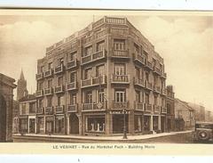 LE VESINET - Building Morin